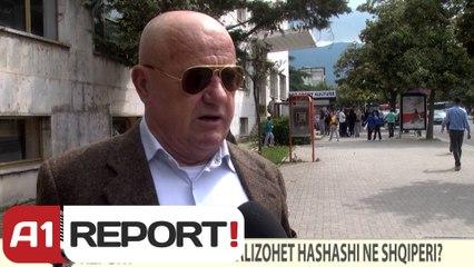 A1 REPORT- VOX REPORT- A duhet të legalizohet hashashi në Shqipëri?