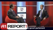 A1 Report - Tete a Tete, ne studio Ilirjan Celibashi (12 Maj 2014)