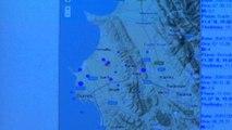Tërmetet tronditin Shqipërinë. 6 lëkundje, më e forta 5.2 ballë Rihter, 10 sekonda