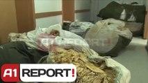 A1 Report - Kapen 9 mushka me 1 ton duhan shqiptar kontrabande ne Vermice