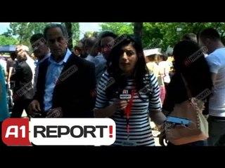 A1 Report, TV me i dashur per protestuesit e PD-se!