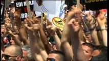 """Opozita, para Kryeministrisë. Protestë nën sloganin """"Rama ik"""""""