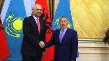 Rama vizitë në Kazakistan. Takime me krerët më të lartë të shtetit