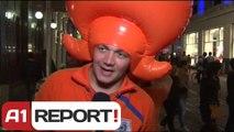 A1 Report - Shperthen festa ne Amsterdam pas fitores 5-1 ndaj Spanjes