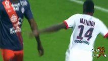Montpellier vs PSG 0-1 2015 ~ All Goals & Highlights (Blaise Matuidi Goal) ~ Ligue 1 2015