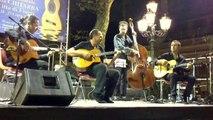 """Stochelo Rosenberg & Salvatore Russo Trio """"Clair de Lune"""" Fiuggi International Guitar Festival"""