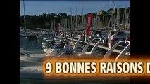 9 bonnes raisons de choisir un bateau pneumatique
