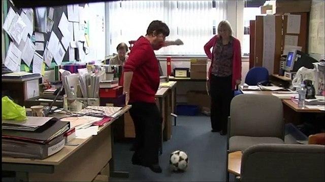 Craigmount High Schools Sports relief football