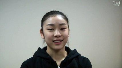 yuna kim introducing yuna kims new programs