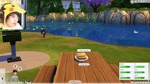 KID EATS MEXICAN MAN'S SAUSAGE AT PARK - The Sims 4  -   4