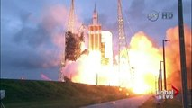 Orion launch successful, next stop Mars