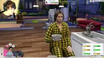 FIRST TIME SEX, SON BEATS HIS DAD - The Sims 4 -   12