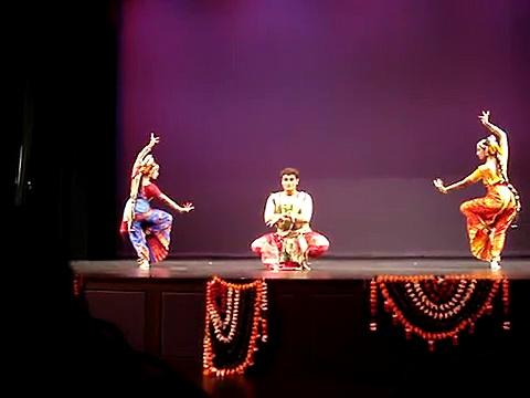 Kuchipudi—Natyalaya Kuchipudi School of Dance