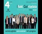 Candidatura de Iñaki Goirizelaia a las elecciones a rector de la UPV-EHU