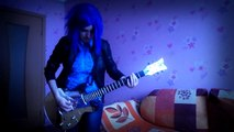 Muse - The Groove (guitar cover HD)