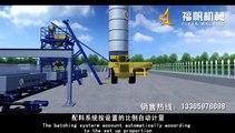 Fufan300,000 m3 lightweight foam concrete brick production line | foam concrete machine