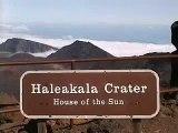 Haleakala Volcanic Crater, Island of Maui, Hawaii