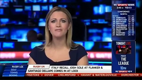 Afrikit on Sky Sports News