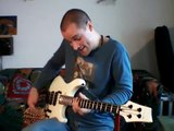 """""""Make you feel better"""" - Red hot Chili Peppers slap bass cover"""