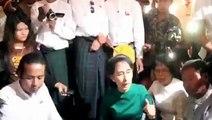 Burma's new political prisoner