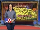 Ganta inspects Vishaka Purna Market