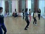 I wanna dance with somebody - coregrafie de street dance, dans contemporan si dans oriental