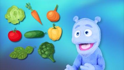Poznajemy najzdrowsze warzywa na świecie - Ubu poznaje świat