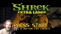 MY FAVORITE SHREK GAME!.    Shrek  Extra Large