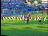 Casarano-LECCE 1-1 - 08/10/1995 - Campionato Serie C1/Girone B - 7.a giornata di andata