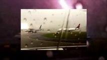 Un avion frappé par la foudre à Atlanta