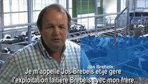 Les Smart Farmers ont la parole - La famille Brebels à propos du VMS