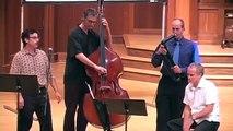 """Lawrence University Jazz Poetry Quartet - """"I Am Waiting"""""""