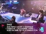 Damien Saez au Victoire de la Musique dénonce ce systeme pourri !!!