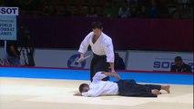 team Japan aikido demonstration - tanto