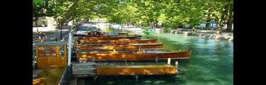 Annecy le vieux et le lac
