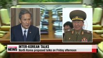 Two Koreas hold high-level talks amid tensions