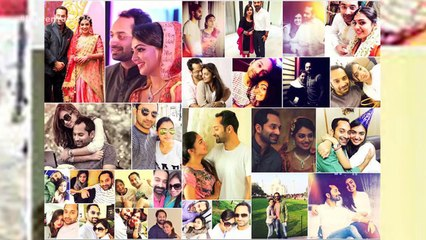 Fahadh Faasil - Nazriya Nazim BEST MOMENTS | #LehrenTurns29