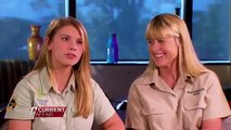 An interview with Bindi Irwin (Belated Steve Irwin lovely daughter)