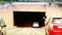 Wie verhalte ich mich richtig im Straßentunnel