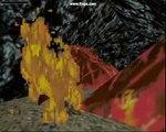 Tomb Raider Lava Death