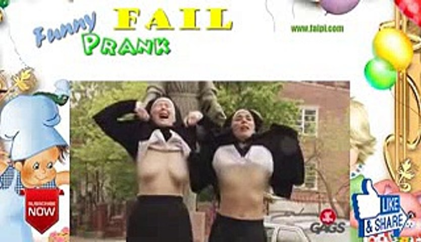 Funny Flashing Nuns Prank lHMhQHmFDq4