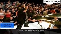 Papa Roach - Last Resort (subtitulos español) HD video
