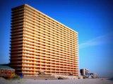 Treasure Island Resort Beach Walk, Panama City Beach Florida - Winter Time 2012