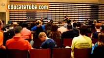 Canadian Cubing Competition March 2015- Matthew at the Rubik's Cube Competition