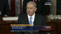 Nancy Pelosi Turns Back On Netanyahu During His Speech To Congress - VIDEO - March 3, 2015