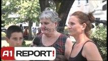 A1 Report - Opinone të qytetarëve për vizitën e merkel në Shqipëri