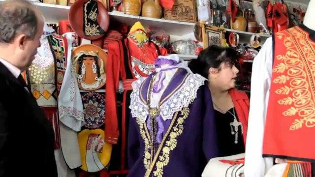 Kostume Popullore Origjinale Shqiptare nga Leke Pecnikaj