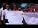 Banorët e Novoselës në protestë për shpërndarjen e fondeve për dëmshpërblim