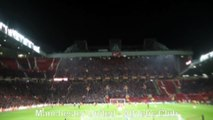 9.000  Athletic Hinchas | Old Trafford | Manchester United 2 - 3 Athletic Club Bilbao |