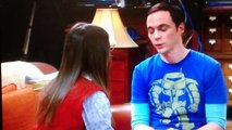 Jim Parsons talk about the big SHAMY kiss